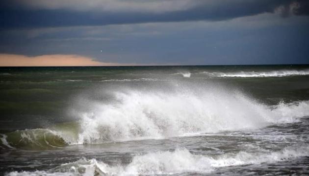 Біля узбережжя Одеси «зацвіло» море