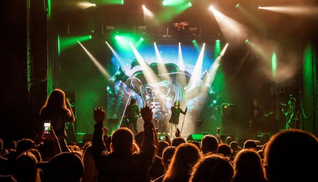 В Дубно стартовал козацкий рок-фестиваль