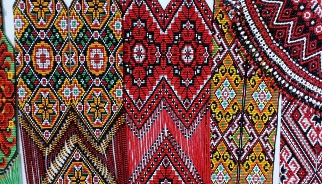 Во Франковске в одной экспозиции собрали рекордное количество украшений-герданов