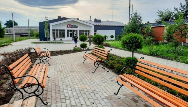 На Житомирщині завершили ремонт амбулаторії