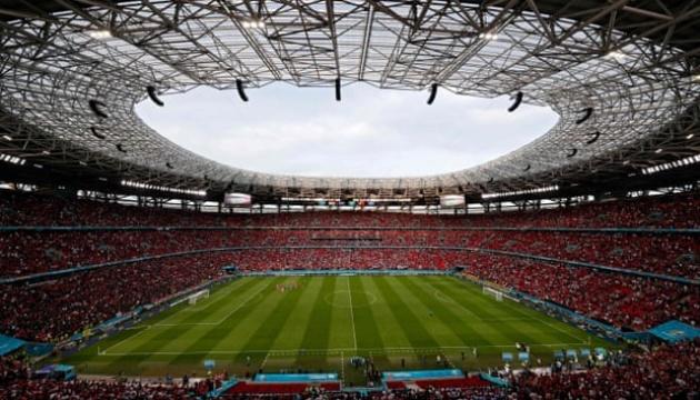 Фінал Євро-2020 можуть перенести з Лондона в Будапешт