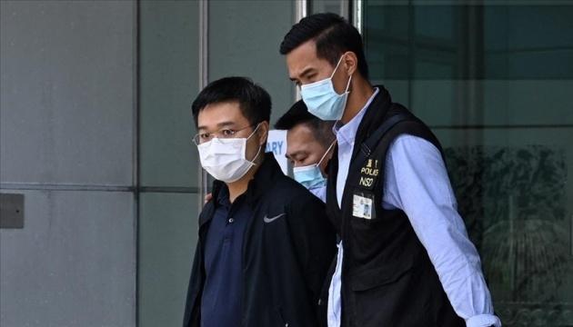 Полиция Гонконга арестовала руководство продемократической газеты Apple Daily