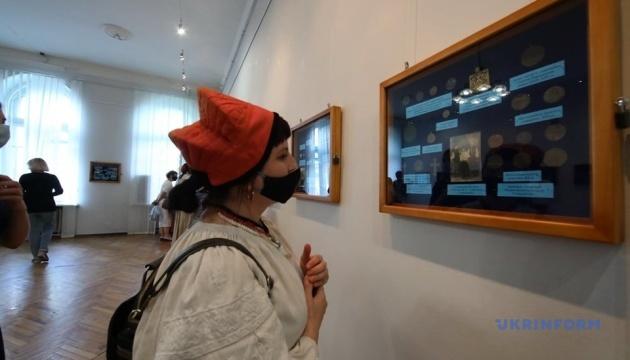 У Харкові показали унікальну колекцію старовинних прикрас Східної України