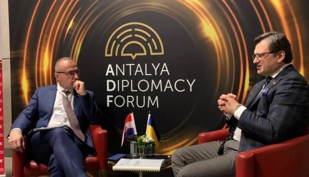 В Анталии начался форум об инновационной дипломати и с участием делегации из Украины