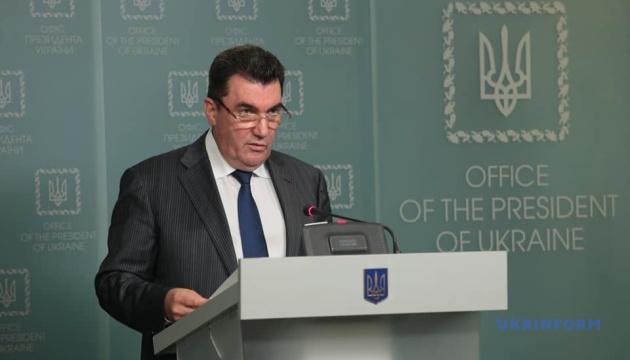 СНБО обещает защищать каждый указ Президента о санкциях