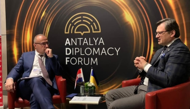 Kuleba on Crimean Platform summit: Russia will not stop us