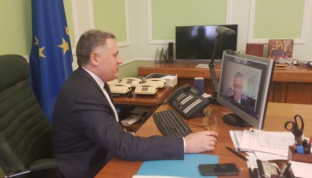 Жовква обговорив з радником прем'єра Хорватії євроатлантичну інтеграцію України