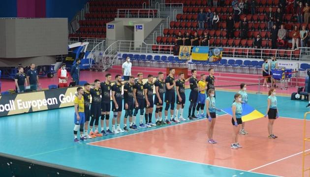 Волейбол: Україна сьогодні зіграє у півфіналі Золотої Євроліги