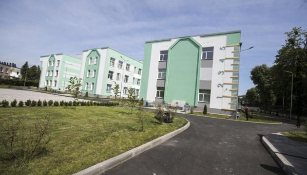На Відрадному до 1 вересня відкриють реконструйовану школу