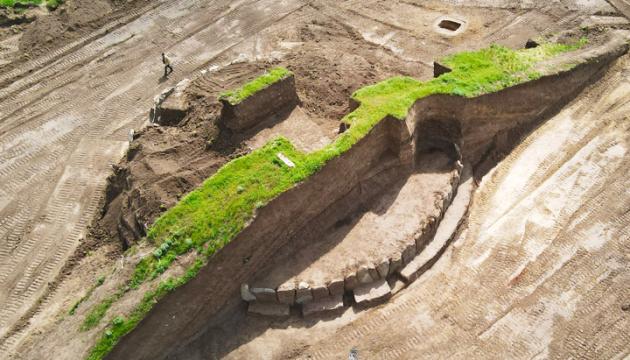 Український кромлех епохи енеоліту старший за піраміди Гізи в Єгипті
