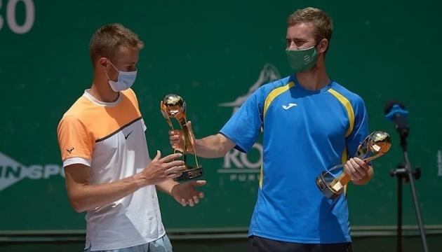 Українці Манафов і Сачко виграли парний турнір ATP в Алмати