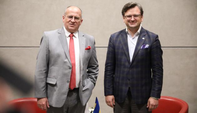 Украина и Польша скоординировали позиции для противодействия Nord Stream 2