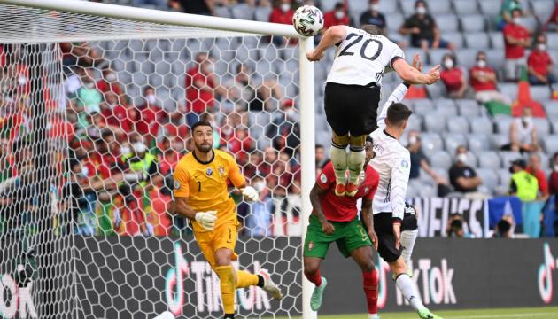 Німеччина перемогла Португалію у результативному матчі Євро-2020