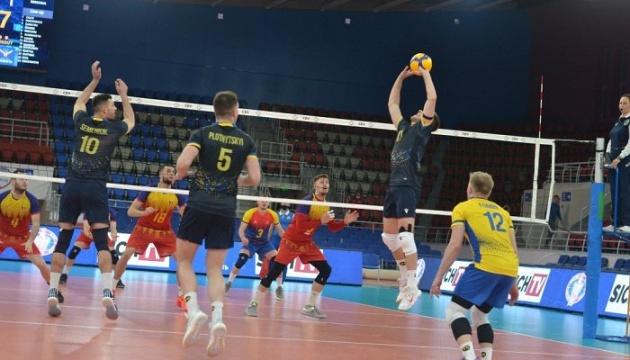 Україна перемогла Бельгію і вийшла у фінал «Золотої Євроліги» з волейболу