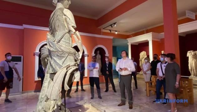 Украиноязычные гиды появились еще в двух музеях Турции