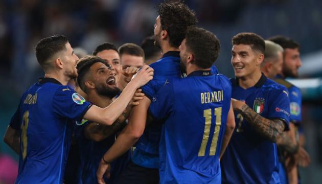 Італія обіграла Вельс і з першого місця вийшла до 1/8 фіналу Євро-2020