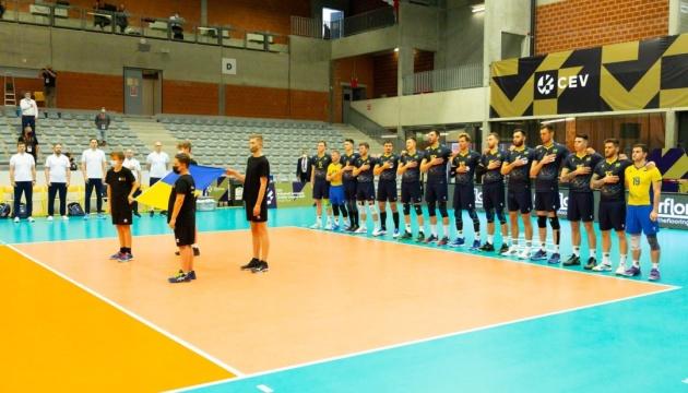 Волейбол: Україна програла фінал Золотої Євроліги