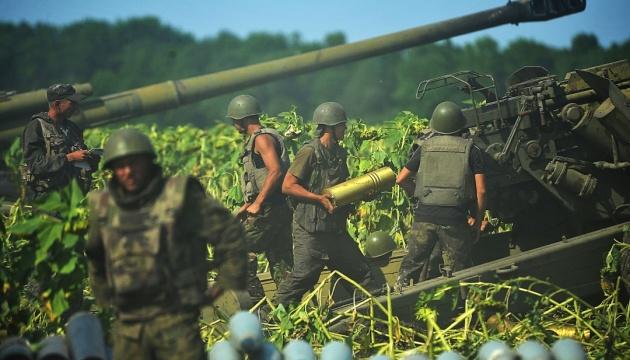 Trece violaciones del alto el fuego en el este de Ucrania. Un soldado ucraniano muerto y cinco heridos