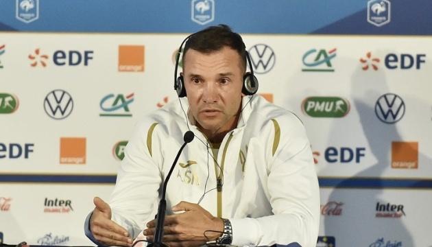 Андрей Шевченко: Усилить игру команды не позволила физическая форма