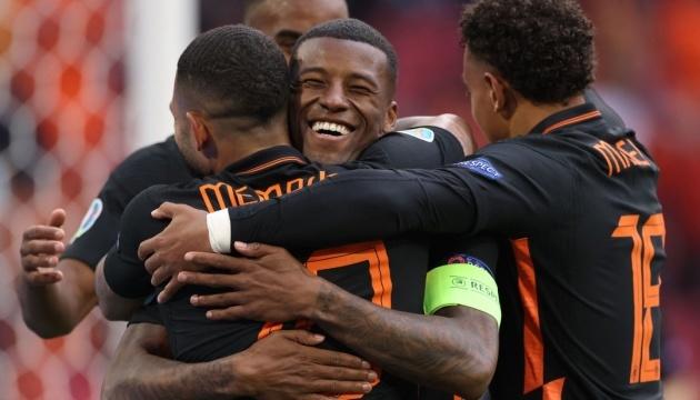 Нідерланди розгромили Північну Македонію на Євро-2020