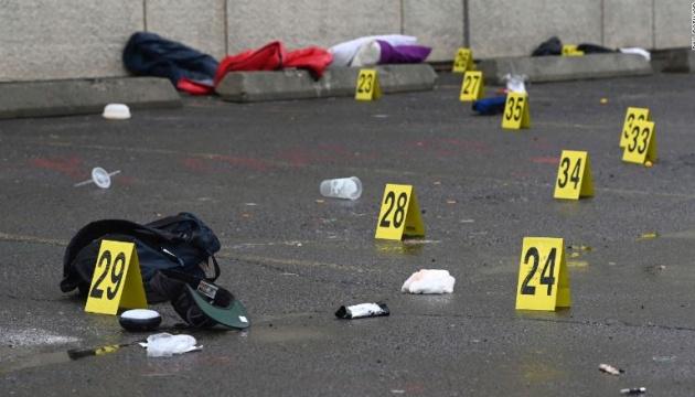 У США в перестрілках за останні дні загинули семеро людей, десятки поранених
