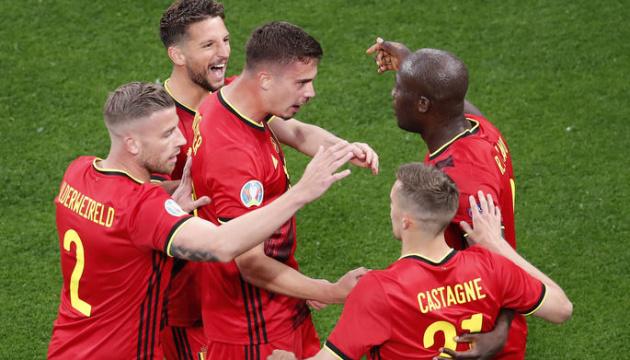 Бельгия обыграла Финляндию и с первого места вышла в 1/8 финала Евро-2020
