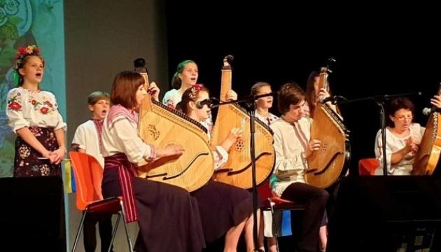 Юні діаспоряни Естонії присвятили річниці Незалежності України концерт