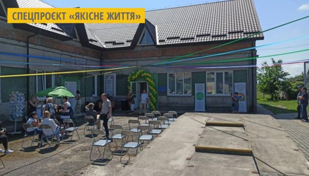 На Вінниччині відкрили Сенсорно-інтеграційний простір для дітей з важкими формами інвалідності