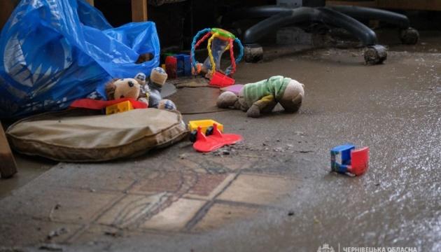 На Буковині нарахували кілька десятків мільйонів збитків від підтоплення