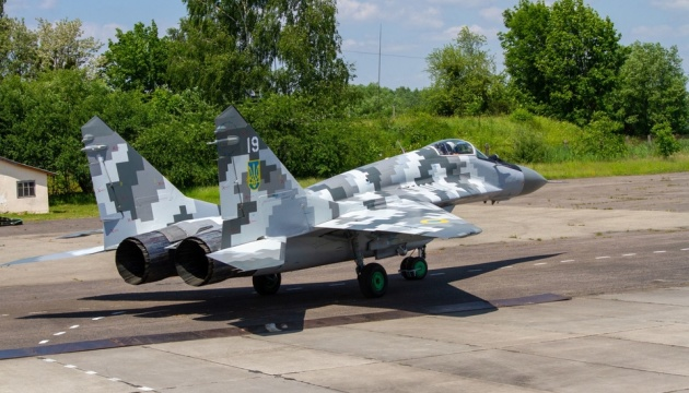 Армия получила обновленный истребитель МиГ-29 со спутниковой навигацией