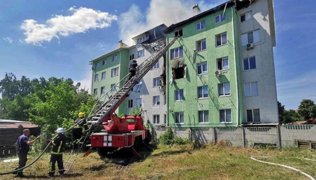 Пожар в Белогородке был попыткой скрыть жестокое убийство - полиция