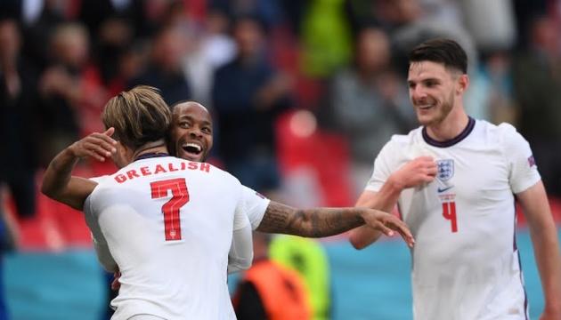 Англія обіграла Чехію у матчі Євро-2020