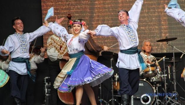 Стартовал международный Odessa-June-Folk-Fest