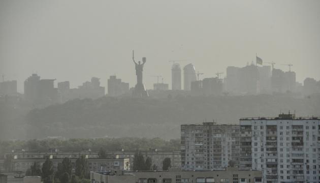 Kyjiw wieder unter Städten mit höchster Luftverschmutzung der Welt
