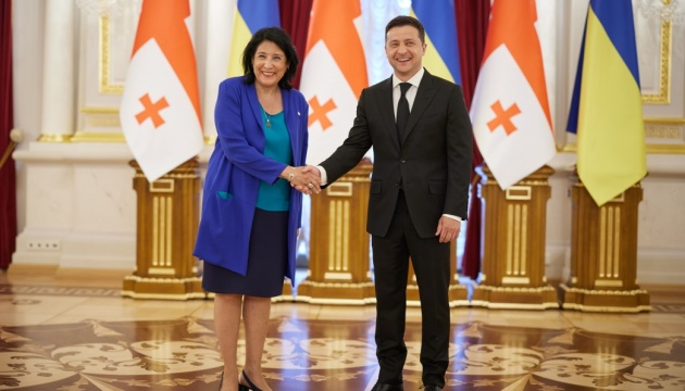 Volodymyr Zelensky se rendrait en Géorgie le 18 juillet