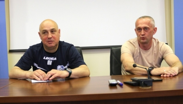 Юрій Мороз очолив одеський «Чорноморець»