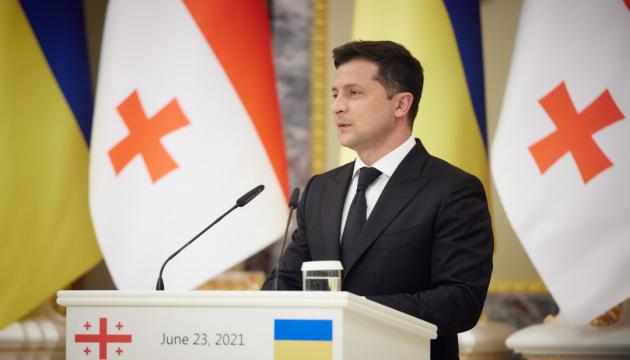 Ucrania y Georgia planean reconocer mutuamente los documentos sobre vacunación