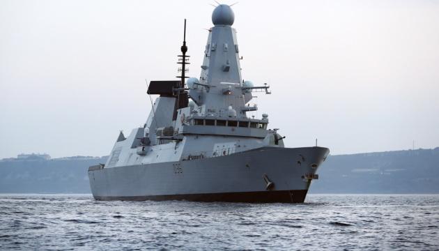 Журналист BBC стал свидетелем инцидента с эсминцем Defender