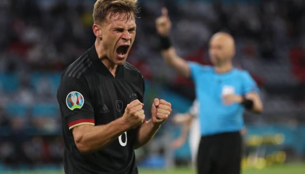 Германия сыграла вничью в матче с Венгрией и пробилась в 1/8 финала Евро-2020