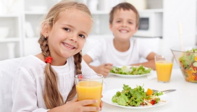 Switzerland to implement organic school meals project in Ukraine