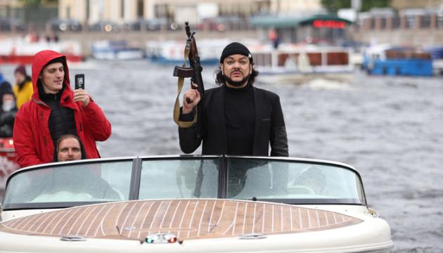 СБУ пояснила, чому Кіркоров опинився у «чорному списку»