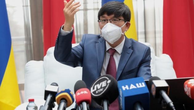 Все больше крупных китайских компаний готовы работать в Украине - посол