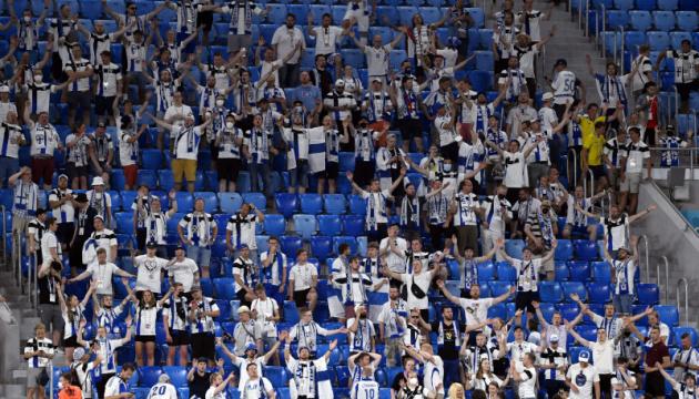Спалах COVID-19 у Фінляндії спричинили футбольні фанати, які повернулися з Росії