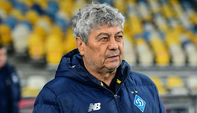 «Динамо» провело тренировку под руководством Луческу