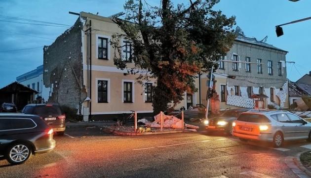 Чехією пронісся торнадо – 150 постраждалих