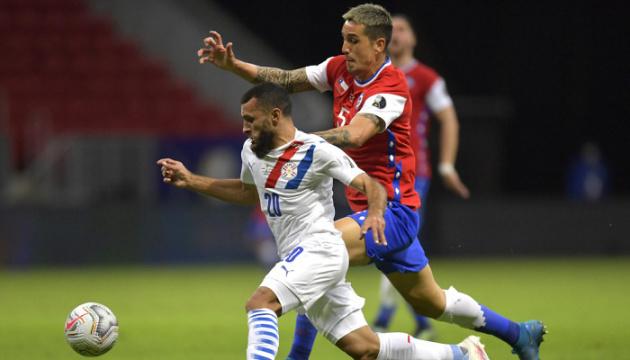 Кубок Америки: Уругвай і Парагвай перемогли і вийшли в плей-офф