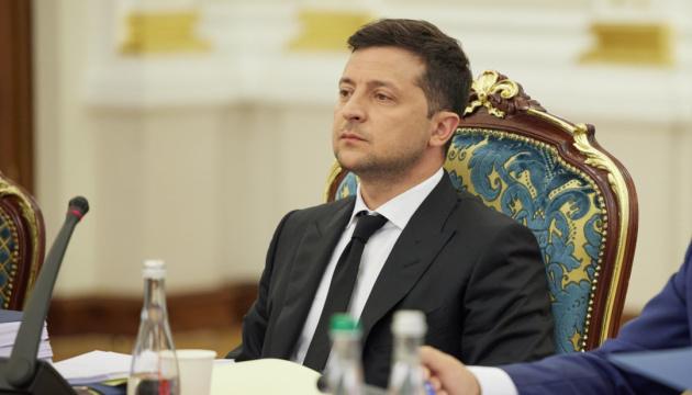 Selenskyj erwähnt sechs Themen, die er beim Treffens mit Biden ansprechen will