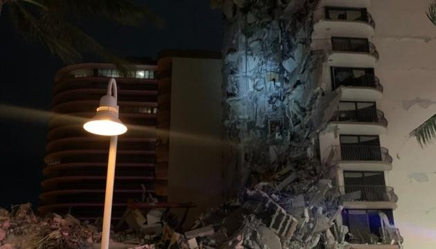 Байден оголосив режим режим надзвичайної ситуації у Флориді через обрушення будівлі