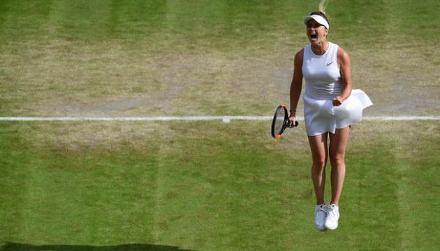 Визначилися суперниці українських тенісисток у першому колі Вімблдона