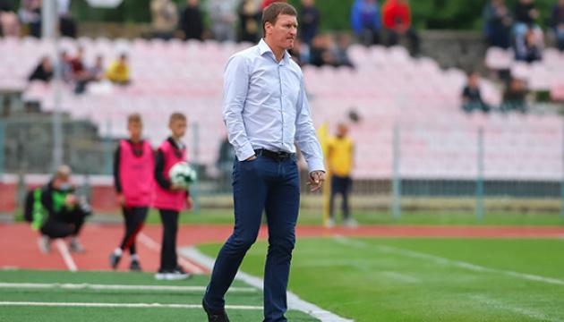 Василь Сачко залишив посаду головного тренера «Волині»